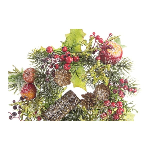 Dekoratívny veniec Bizzotto Apples-Berries