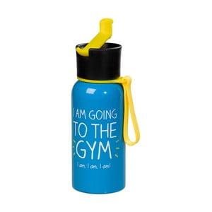 Fľaša Happy Jackson Going To Gym, 600 ml