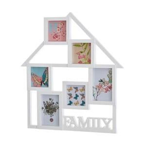 Fotorám na 6 fotografií Unimasa Family, 52 x 48 cm