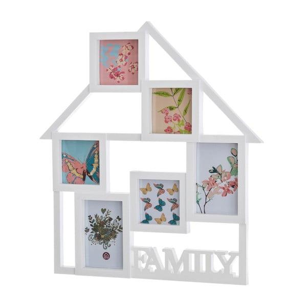 Fotorámik na 6 fotografií Unimasa Family, 52 x 48 cm