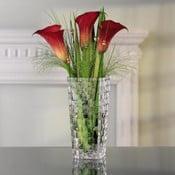 Váza z krištáľového skla Nachtmann Bossa Nova, 16 cm