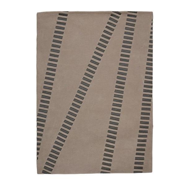 Koberec Swing Grey, 140x200 cm