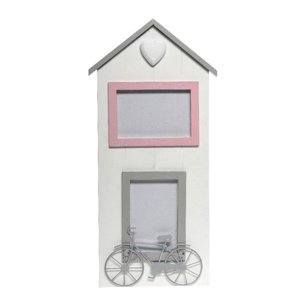 Fotorámček Bike House