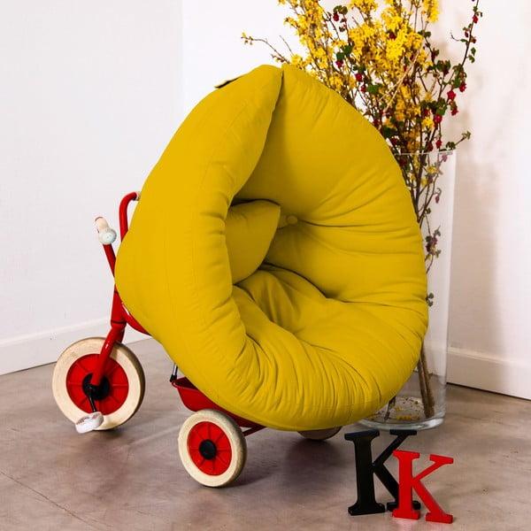 Detské kresielko Karup Baby Nest Amarillo