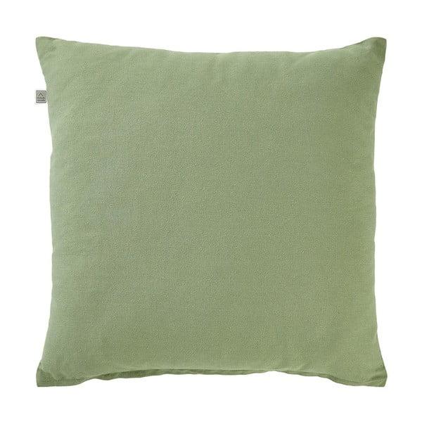 Vankúš Lengano 45x45 cm, zelený