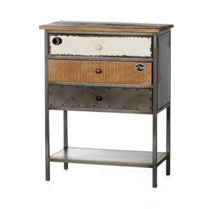 Konzolový stolík z mangového dreva SOB Vintage