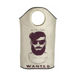 Kôš na bielizeň Hipster Wanted
