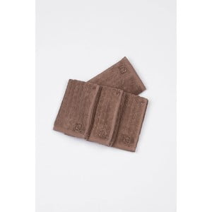 Sada 4 uterákov U.S. Polo Assn. Eden Mink, 30 x 30 cm