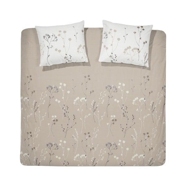 Obliečky Patula Taupe Flannel, 200x200 cm
