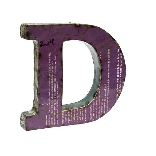 Písmeno Alfabeto D