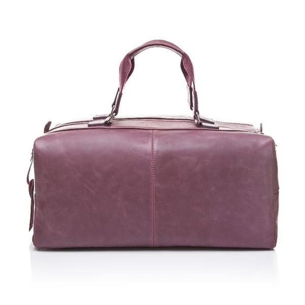 Pánska kožená taška Ferruccio Laconi 102 Bordeaux