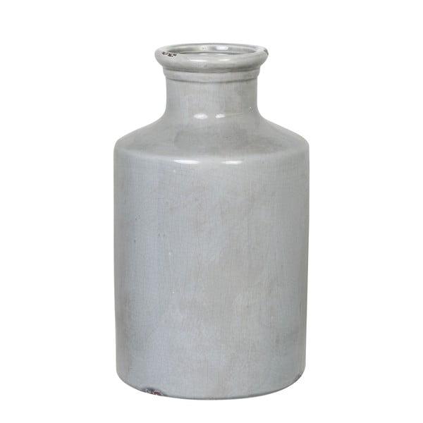 Váza Cereme Grey, 36 cm