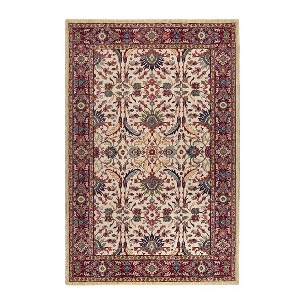 Vlnený koberec Ibai 01 Beige, 140x200 cm