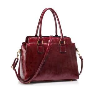 Vínová kabelka L & S Bags Hugo