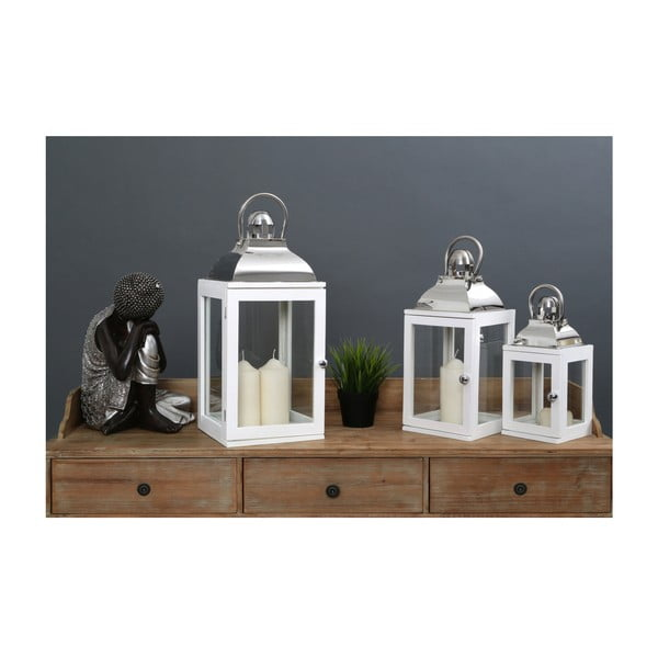 Lampáš Altar White, 50 cm