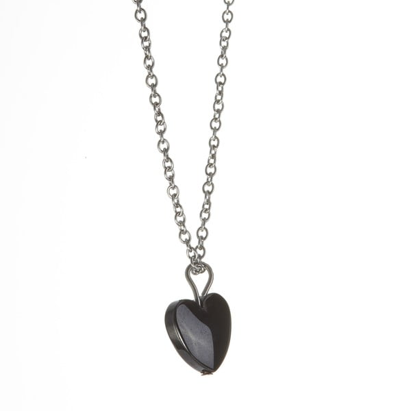 Náhrdelník Black Heart od Lucie Markovej