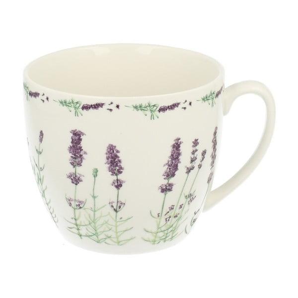 Porcelánový hrnček Duo Gift Lavender, 700 ml