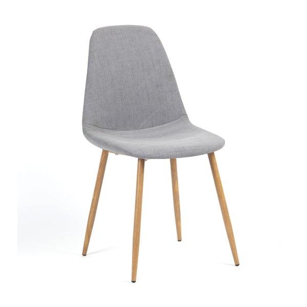 Jedálenská stolička Sky, sivá