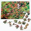 Puzzle Cytoskeleton, 15x23 cm