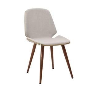 Jedálenská stolička z brezového dreva InArt Elegant
