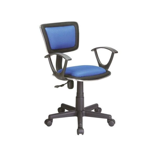 Pracovná stolička Office Blue