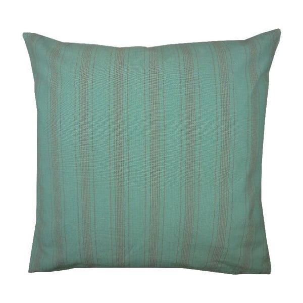Vankúš Linen Blue, 45x45 cm