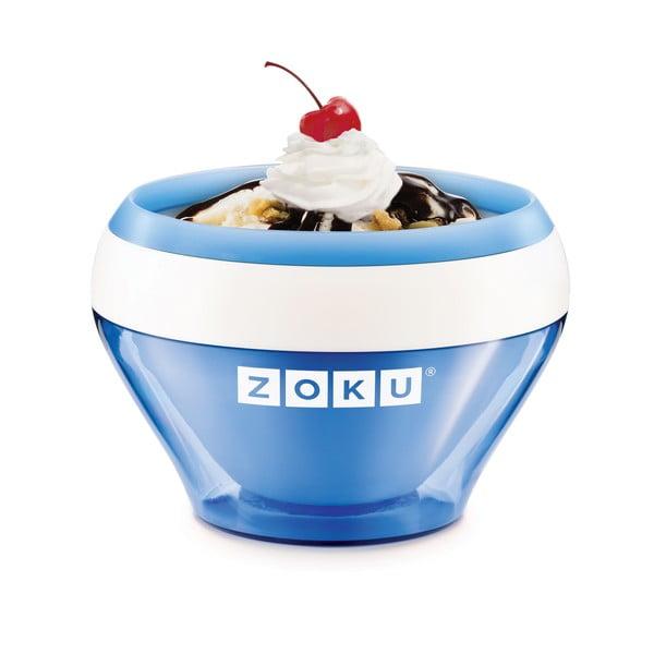 Tmavomodrý zmrzlinovač Zoku Ice Cream