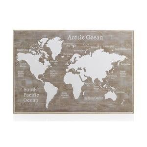 Drevené posteľové čelo Geese Rustico World, 100 × 145 cm