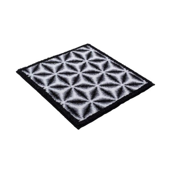 Kúpeľňová predložka Kolor My World XIV 60x60 cm, šedá