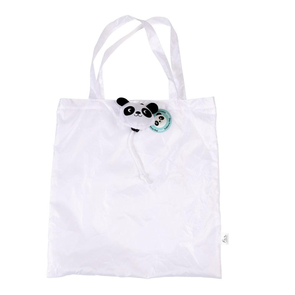 Skladacia nákupná taška Rex London Miko The Panda