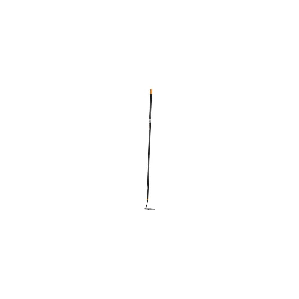 Čierna kovová motyka Fiskars Solid