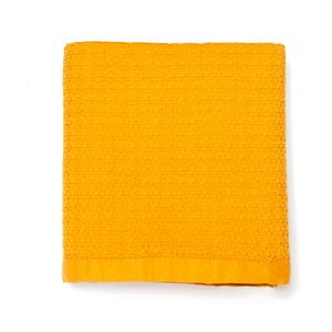 Žltý prehoz Casa Di Bassi, 180x250 cm