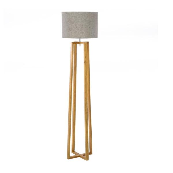 Stojacia lampa Unimasa Wood