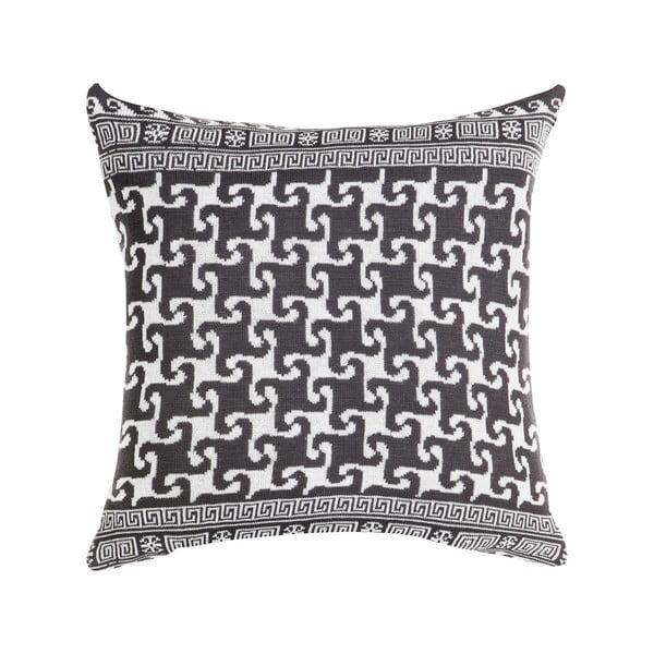 Pletená obliečka na vankúš Trekke 10, 43x43 cm