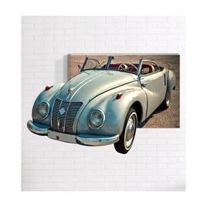 Nástenný 3D obraz Mosticx Trabant, 40 x 60 cm