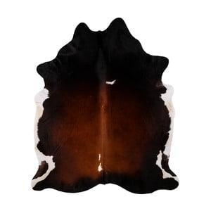 Pravá hovädzia koža Arctic Fur Tricolor, 224 × 197 cm