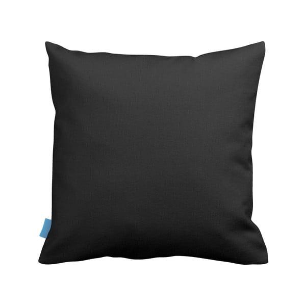 Vankúš Sweet Home Black, 43x43 cm