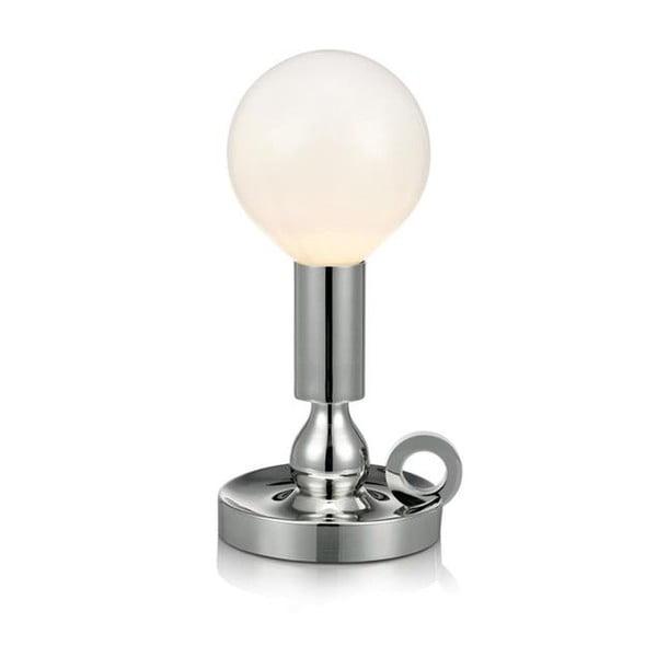 Stolná lampa History Chrome