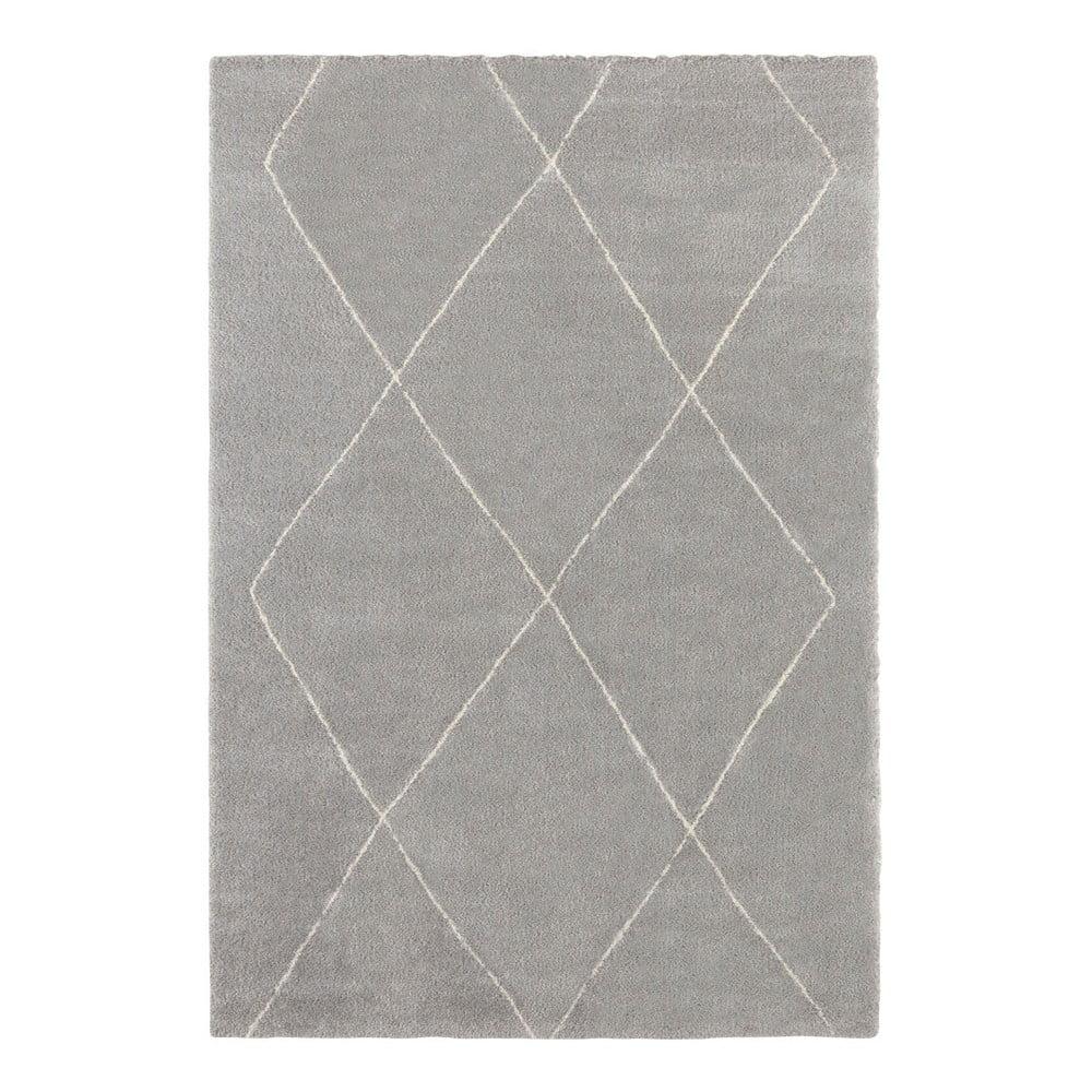 Sivý koberec Elle Decor Glow Massy, 80 x 150 cm