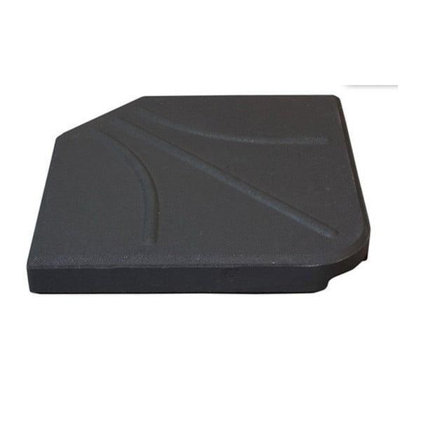 Podstavec na slnečník Grey, 47x47 cm