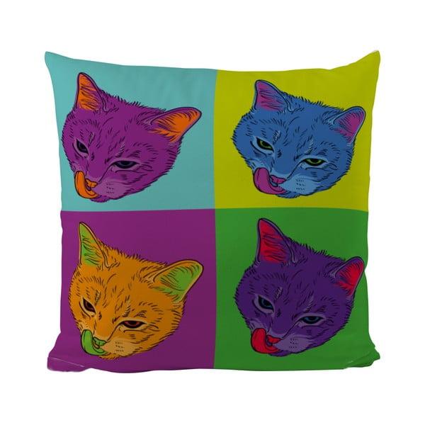 Vankúšik Butter Kings Warhol Cats
