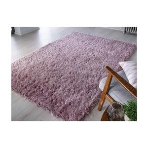 Fialový koberec Flair Rugs Dazzle Mauve, 160×230 cm
