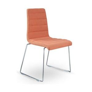 Sada 2 oranžových stoličiek Garageeight Ljungs