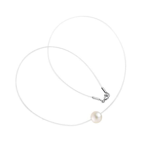 Náhrdelník Transparent Pearl
