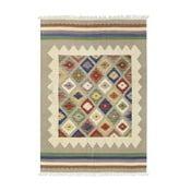 Ručne tkaný koberec Kilim Mehri, 125x185 cm