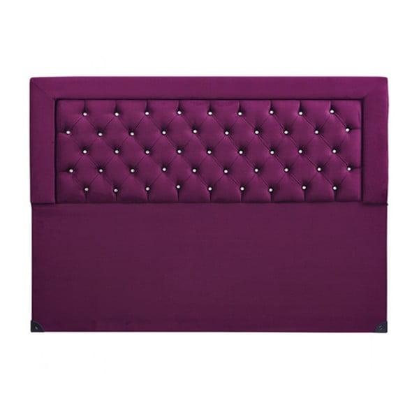 Čelo postele Jotem Purple, 120x120 cm