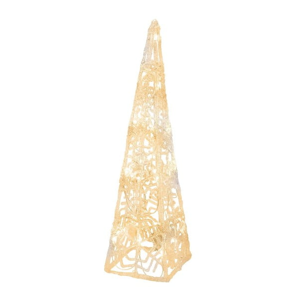 Svietiaci kužeľ Best Season Crystal Cone, 45 cm