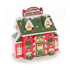 Keramická dóza Candy House S