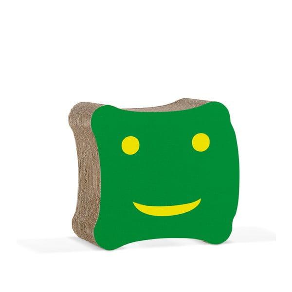 Detská kartónová stolička Biscotto Green
