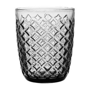 Sivý pohár Côté Table Arlequin, 250ml